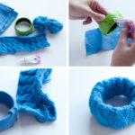 ¡La moda a crochet! Pulsera renovadas con lana