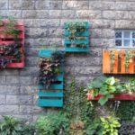 Huerta en palets…para el jardín del hogar: ¿Cómo hacerlas?