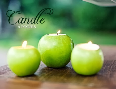 apple-candle-holders