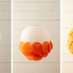 Renovar lamparas de papel para ambientar el hogar: Ideas para reciclar lamparas
