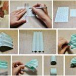 Divertidos moños con la técnica origami: ¿Cómo hacerlos?