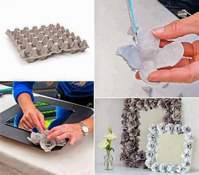 regalo-dia-de-la-madre-espejo-como-hacer-flores-de-papel-caja-carton-huevos-manualidades-faciles