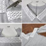 ¡Renova tus prendas para el verano con detalles de encaje!