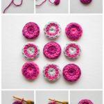 Divertidos botones para alegrar la ropa o los almohadones