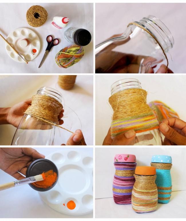 Como Decorar La Cocina Con Material Reciclado