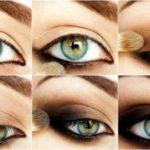 ¡Maquillaje express! Logre maquillar sus ojos en simples pasos