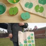 ¿Cómo se pueden estampar los bolsos de lienzo?
