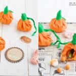¿Cómo hacer calabazas de papel para decorar en Halloween?