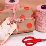 ¡Alegría y color para tu árbol! Paso a paso para realizar paquetes de regalo para Navidad