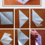 Técnica de origami: Paso a paso para hacer un gato de papel