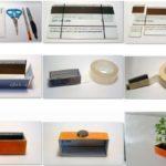 ¿Cómo hacer mini macetas con material reciclable?