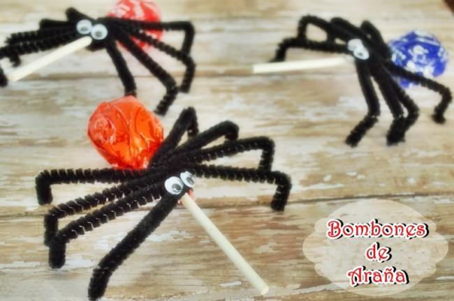 bombones-de-araña