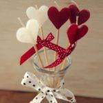 Cómo hacer corazones en parafina como souvenirs de boda