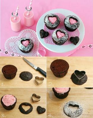 Decorar cupcake fácilmente