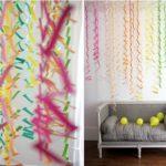 Cómo realizar guirnaldas coloridas para decorar realizadas en cartulina