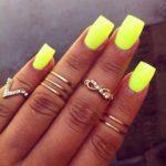 Cómo hacer las uñas cuadradas: Fotos y consejos