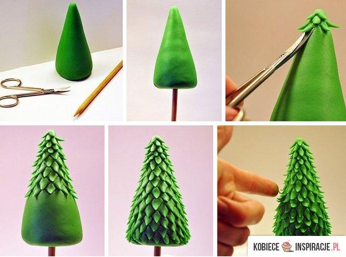 1.-DIY-Árbol-de-Navidad-con-plastilina