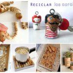 ¡Manos a la obra! Novedades creadas con corcho reciclado