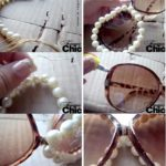 Glamour en tus Anteojos: ¡Renovarlos con perlas!