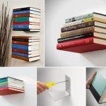 Como hacer una Repisa practica para libros muy facilmente