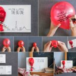 ¡Viva el amor! Original tarjeta para regalar en San Valentin