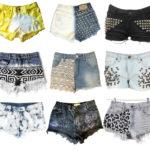 Shorts de moda para esta temporada primavera-verano que viene