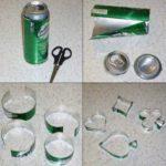 Moldes para masitas con material reciclable: para que los mas chiquitos se diviertan cocinando