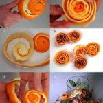 Aromas frutales…Centro de mesa con naranjas ¿Cómo hacerlos?