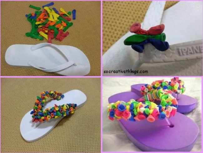 DIY-ideas-for-balloons-flip-flops-with-balloons1
