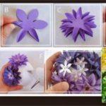 ¡Colorido verano! Esferas con flores para decorar los jardines
