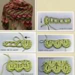 ¡Idea para las noches de verano! Chal para una noche especial tejido al crochet