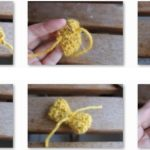Tendencia al crochet: ¿Cómo hacer una Hebilla con moño?