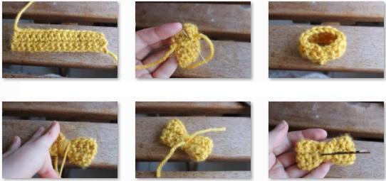 hacer-un-moño-para-el-pelo-a-crochet-1