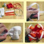 Moños combinados para regalos ¿Cómo hacerlos?