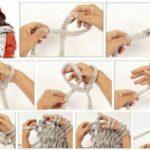 No tenemos que tejer! Ideas para hacer bufanda para la temporada otoño – invierno