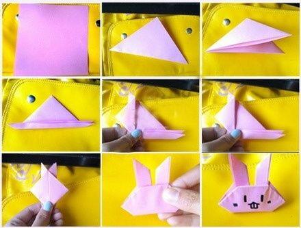 70628-Diy-Origami-Bunny