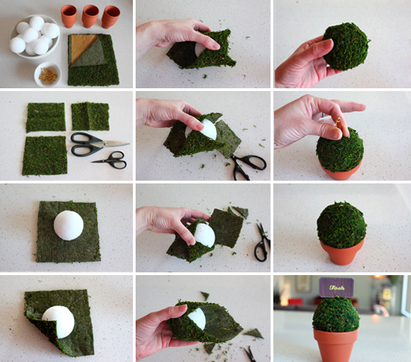 como-hacer-meseros-de-bola-de-musgo