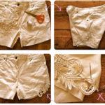 Recicla los Shorts para este nuevo verano en simples pasos