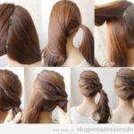 Ideas de peinados sencillos para una noche elegante