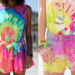¡Ponele color al verano! Decora tus prendas con la técnica Batik
