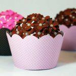 ¡Decora la mesa dulce con amor! Pasos a seguir para hacer un cupcake decorativo de papel!