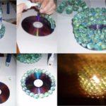 Canicas recicladas: Consejos para realizar un portavelas fácil y económico