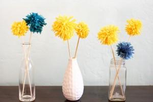 flores con estambre