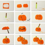 ¡Noche de brujas! Hebilla con diseño de calabaza para festejar en Halloween