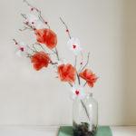 ¿Cómo hacer flores de papel para centro de mesa?