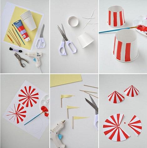 gorros-de-fiesta-papel-circo-proceso