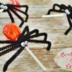 ¿Cómo hacer unos Ricos bombones – chupetines para regalar en Halloween?