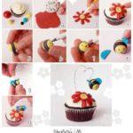 ¿Cómo decorar de manera divertida los muffins para cumpleaños?