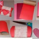 Prácticas cajitas para bisuteria realizado con material reciclable