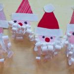 Divertido Papá Noel para que lo hagan los más chiquitos
